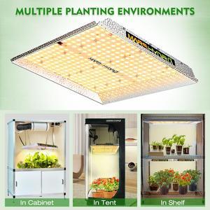 Image 5 - 2020 화성 하이드로 TS 1000W 2000W 3000W LED 가벼운 램프를 성장 Sunlike 전체 스펙트럼 실내 식물 채식 꽃 수경법 Graden