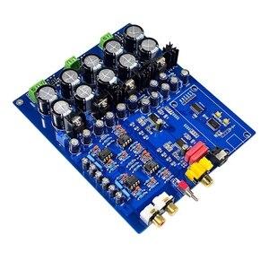 Image 5 - Dual Chip di Ak4396Vf + Ak4113 Dac Decoder Supporto in Fibra di Scheda di Decodifica Coassiale Fai da Te per Amplificatori di Potenza Altoparlanti