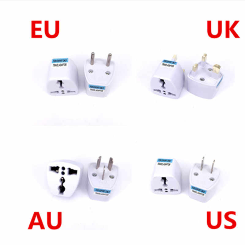 Universal UK US EU AU Plug Adapter Amerikaanse Australische Europese Reizen Power Adapter AC Charger Converter Socket Stopcontact