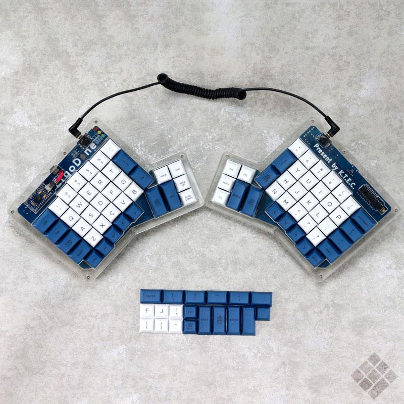 Tecla Ergodox DSA height ergo 95, teclado con separación de dos manos, proceso de sublimación, material PBT Tarjeta SIM inalámbrica, RFID para el hogar, teclado LCD de seguridad antirrobo, sistema de alarma WIFI/GSM, kit de Sensor de voz en inglés, ruso, español