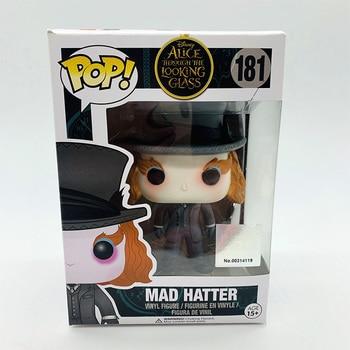 Funko Pop MAD HATTER #181 Vinyl Action Figure Dolls Toys 1