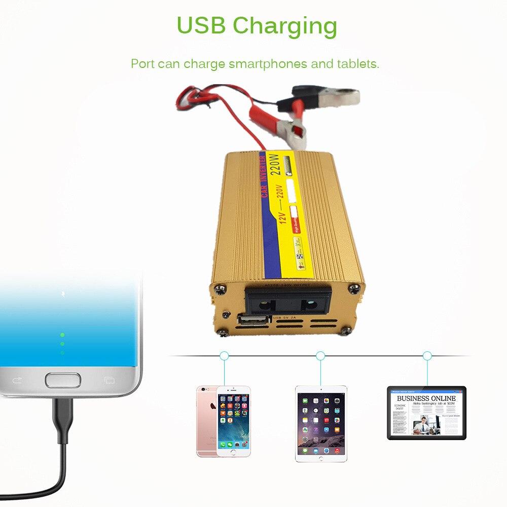 solar carregador de bateria 220 inversor kit 02
