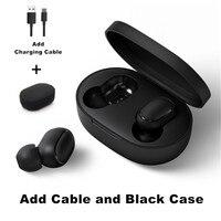 Add Cable Black Case