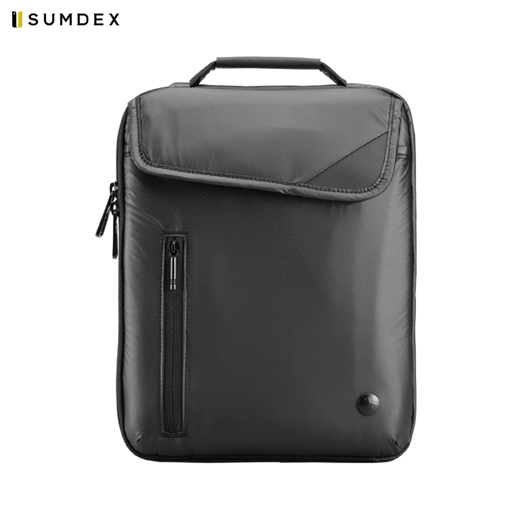 Фото - Laptop Bags & Cases Sumdex SUMNRN236BK for laptop portfolio Accessories Computer Office for male female 2017 hot handbag women casual tote bag female large shoulder messenger bags high quality pu leather handbag with fur ball bolsa