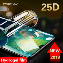 25D Hydrogel film for huawei mate10 mate10pro mate10lite screen protector for huawei mate9 mate20 mate20X mate20lite mate20pro(China)