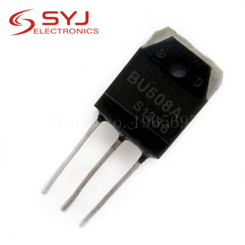 5pcs/lot BU508A BU508 TO-247 new original In Stock - discount item  8% OFF Active Components