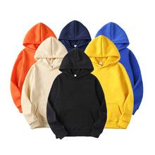 Swetry damskie ponadgabarytowe bluzy 2020 mężczyźni jesień bluzy z kapturem Vintage kolorowe kurtki dresy Top Sudaderas Mujer tanie tanio Poliester spandex CN (pochodzenie) Wiosna jesień REGULAR Pełna STANDARD Suknem WY-02 380g WOMEN Stałe Na co dzień Osób w wieku 18-35 lat
