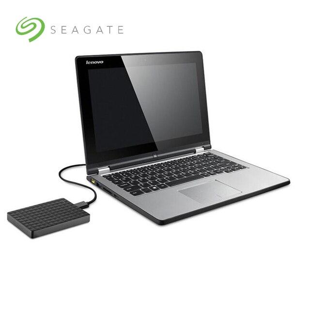 Seagate-disque dur externe HDD de 500 pouces, Expansion, disque dur Portable avec capacité de 2.5 go, 1 to, 2 to, usb 3.0