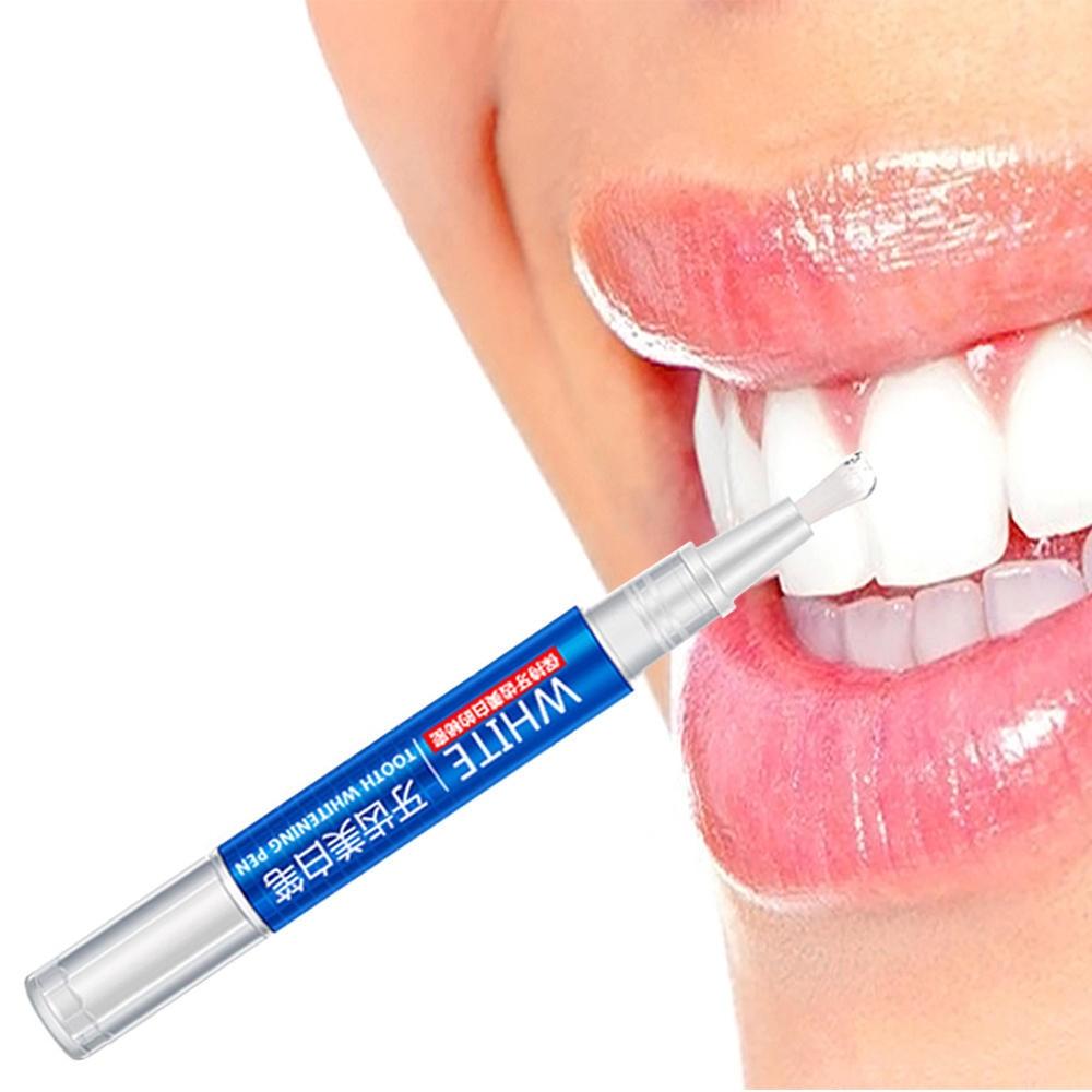 1 шт. 3 мл! Бесплатная доставка! Популярный гель (ручка) для отбеливания зубов, отбеливание, удаление Красители гигиена полости рта домашнего ...