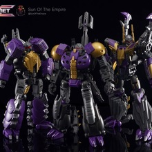 Toy Planet-X-Transformation In-Stock Phobetor PX-17 Phantasus-Set Morpheus NEW