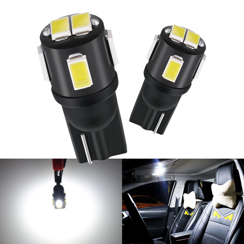 2pcs T10 W5W <font><b>Led</b></font> Bulb 194 168 Car Interior Light For <font><b>Mazda</b></font> 3 6 CX-5 323 5 CX5 2 626 Spoilers MX5 CX 5 GH CX-7 GG CX3 <font><b>CX7</b></font> MPV RX image