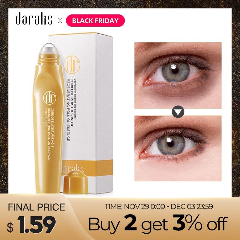 Daralis Swallow Nest Eye Serum Anti Wrinkle Anti-puffiness Eye Essence Dark Circles Remover Serum Under The Eyes Eye Skin Care