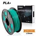 SUNLU нить для 3d принтера PLA PLUS 1,75 мм 2,2 фунтов 1 кг катушка новая Быстрая доставка Новый материал для 3D печати для 3d принтеров s и 3D ручек