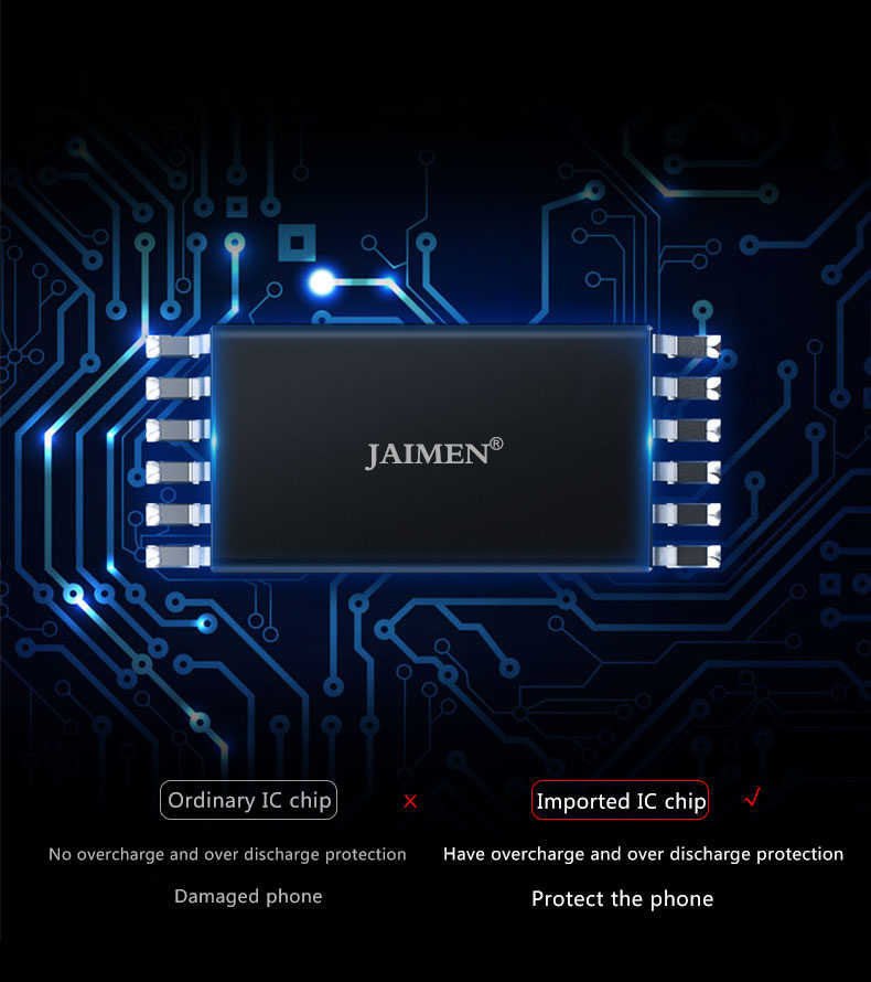 0 מחזור חותם עבור Apple iPhone 6 6S 7 5S 5 SE 6 בתוספת סוללה מקורי גבוהה קיבולת Bateria החלפת Batterie עבור iPhone 7