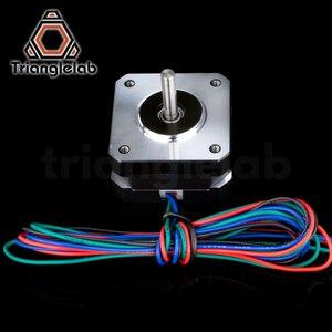Image 5 - Trianglelab titan Stepper Motor 4 lead Nema 17 23mm 42 motor 3D printer extruder for J head bowden reprap mk8