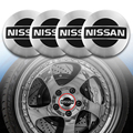 4 шт. 56 мм Центральная втулка колеса автомобиля крышки аксессуары для Nissan Qashqai/Tiida/Teana Skyline Almera Juke Altima X-trail Versa Sentra X-trail
