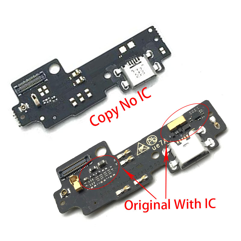 New For ZTE Blade V7 USB Charger Charging USB Board Dock Port Connector Flex Cable