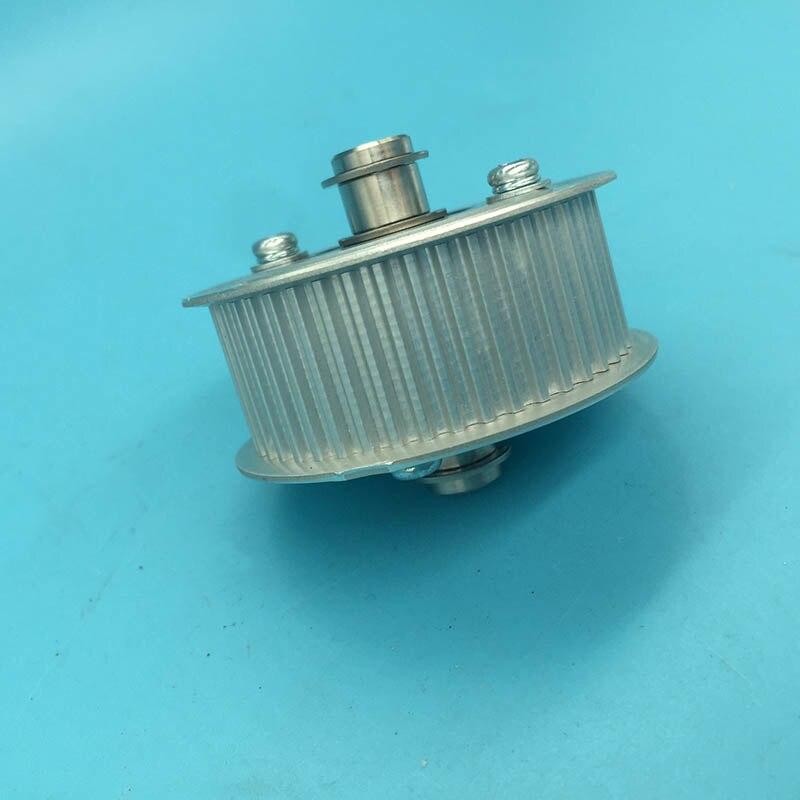 Mimaki JV33 engrenage de poulie à moteur simple pour Mimaki JV22 JV3 JV33 JV5 CJV150 CJV300 JV4 poulie à tour de poulie entraînée par imprimante