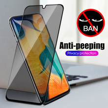 Anti Spy Tempered Glass For OPPO A9 A5 2020 Screen Protector OPPO Reno 4 3 Pro 2F 2Z 10X A Ace A52 A72 A5S RX17 Neo Find X2 Lite