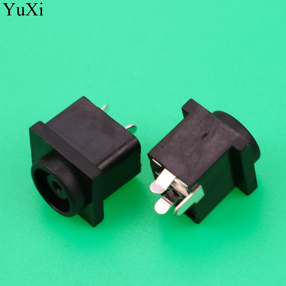 10pcs/lot DC Power Jack Socket Connector For LG 1942CW E1942CW E1942CWA E1945C 1945CW E1945CWA Monitor Driver Board Etc 3-pin