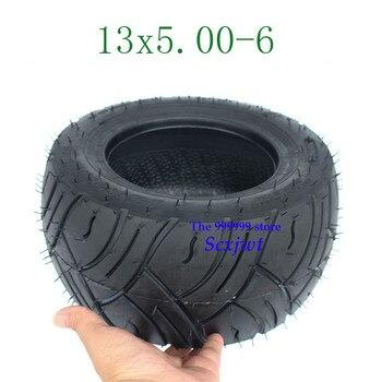 Go Kart neumático 13x 5,00-6 pulgadas 6' para go-kart cortacésped Scooters Llantas Les pneus motocicleta neumáticos y ruedas
