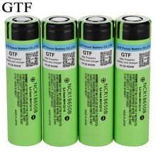 Gtf 100% Новый 37 в 3400 мАч 18650 аккумулятор ncr18650b литиевая
