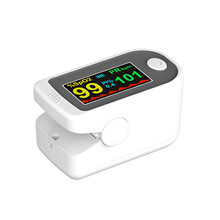 Pulse Oximeter Screen-Monitor Finger-Clip Portable High-Definition Large