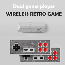 Game-Console Retro Video-Game 8-Bit Mini Wireless Pc Built-In-600 Av-Output