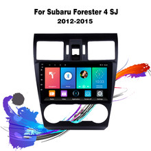 Eastereggs Für Subaru Forester 2013-2016 9 inch 2 Din Android 8,1 Auto Multimedia Video Player Wifi GPS Navigation stereo