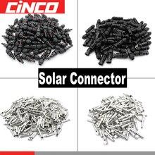 50 paar PV Stecker männlich weiblich 30A 1000V Solar Panel zweig serie Connect solar system Stecker PV Kabel 2,5 /4/6mm2