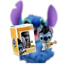 POP Stich 127# Vinyl Action figuren Sammlung Modell Spielzeug Entzückende Sammler für Kinder Geburtstag Weihnachten geschenk