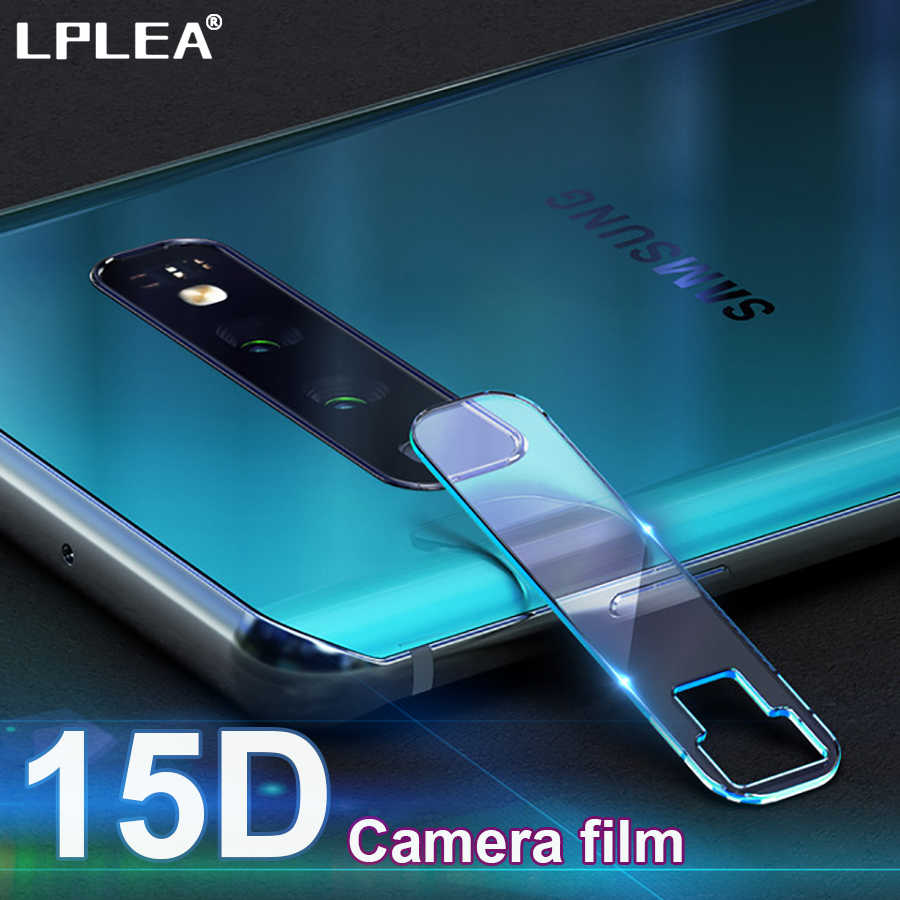 15D Camera Glas Voor Samsung Galaxy A50 A70 A20 A30 A40 A10 Lens Screen Protector Voor Galaxy S10 Lite S10E s9 S8 Plus Glas Film