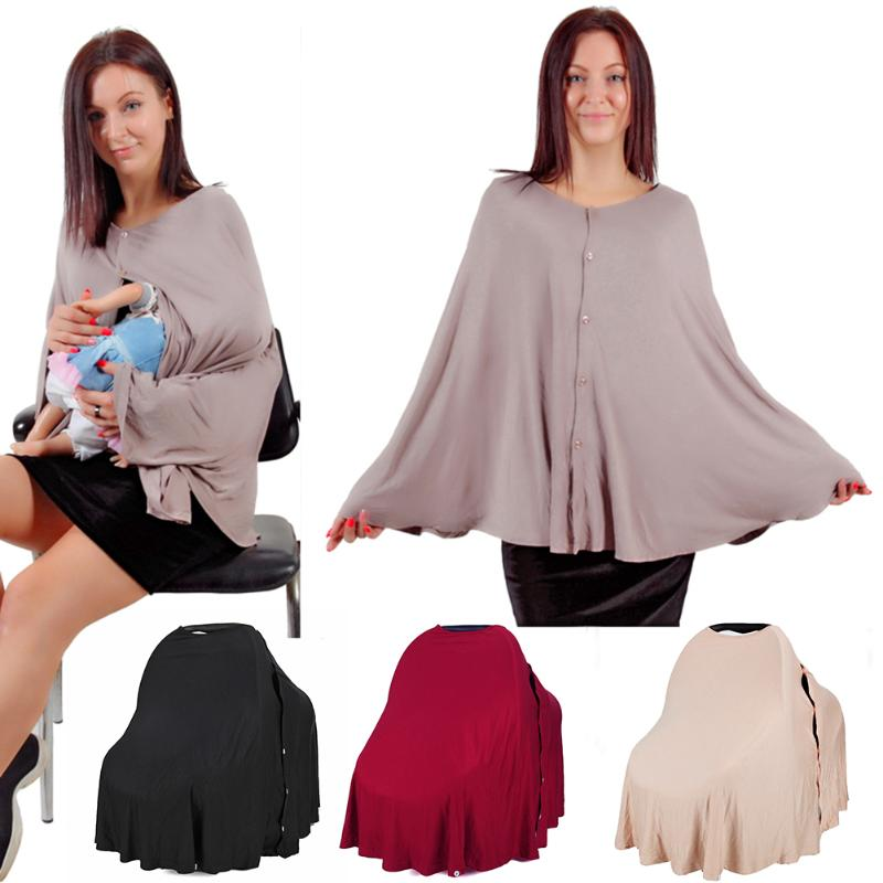 Multi-Use Mother Outing Breastfeeding Privacy Towel Convenient Practical User-friendly Design Baby Feeding Nursing Cover