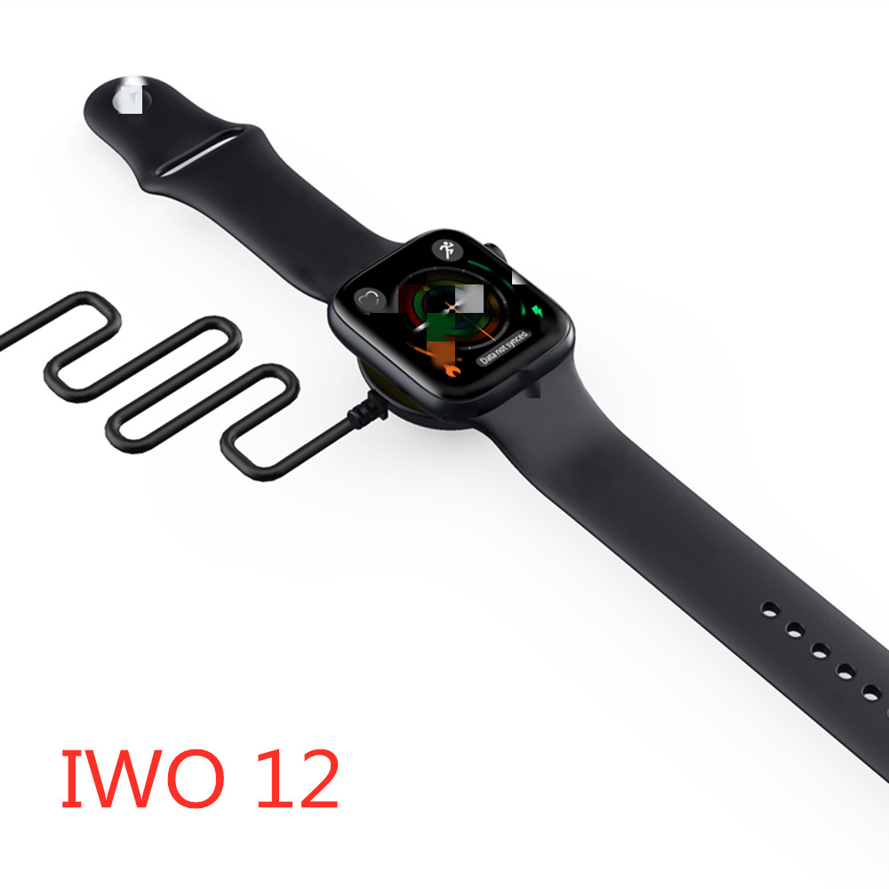 NEW IWO <font><b>12</b></font> <font><b>Smart</b></font> <font><b>Watch</b></font> Series 5 Full Touch IP67 Fitness Tracker Bracelet Band Heart Rate Monitor 44MM Smartwatch VS IWO 8 <font><b>12</b></font> 13 image
