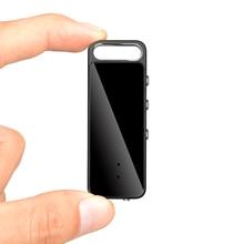 Ultra cienki Mini USB Pen aktywowana głosem 8GB 16GB cyfrowe Audio dyktafon Mp3 odtwarzacz nagrywania 192kb/s metalowa obudowa