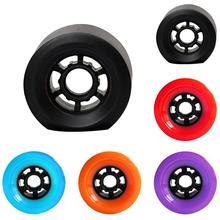 1 шт. 83x52 мм профессиональный лонгборд износостойкий электрический скейтборд колеса скейтборд колеса