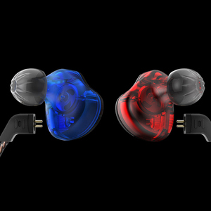 Image 5 - Kz ed12 dinâmico fones de ouvido destacável cabo no ouvido monitores áudio isolamento ruído alta fidelidade música esportes fones com microfone fone ouvido