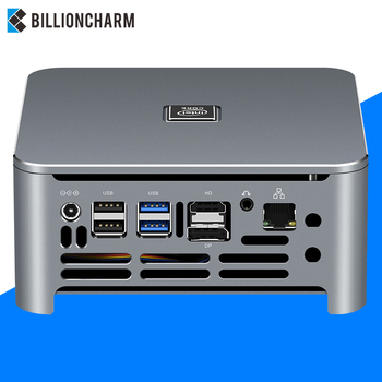 9th Intel Core Mini PC i9 9880H i7 9850H Windows 10 Linux DDR4 i7 9850H Gigabit Ethernet 300M WiFi DP HDMI 4K Computer HTPC NUC mini pc intel core i9 9980hk 9880h i7 i5 ddr4 win10 wifi linux 4k uhd htpc hdmi best minipc desktop komputer computer industrial