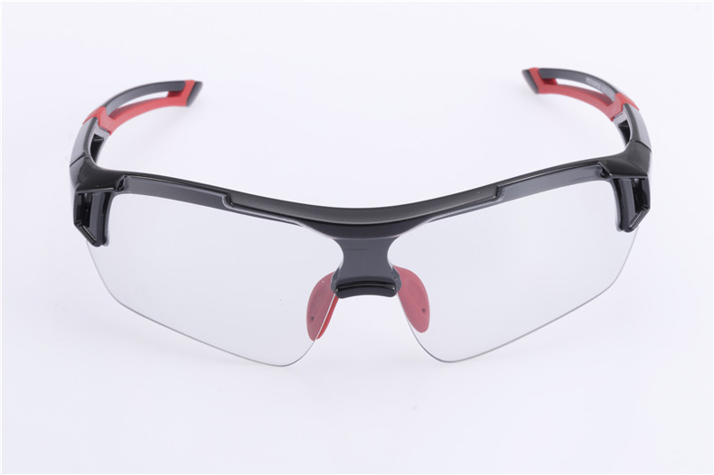 Glasses - ROCKBROS Photochromic Cycling Glasses Bicycle Outdoor Sports Sunglasses