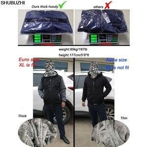 Image 5 - Abrigo de lana gruesa con capucha para hombre, abrigo de campera con capucha para invierno, talla europea, hecho en Inglaterra, Bully EBT, Inglés Bull Terrier