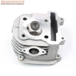 Scooter 200cc high performance NON EGR cylinder head assy for GY6 125cc 150cc 152QMI 157QMJ 4 stroke Engine parts