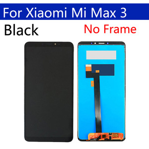 """Image 2 - 6.9"""" Original Display For Xiaomi Max 3 LCD Touch Screen Digitizer With Frame Replacement For Xiaomi Max3 Display Assembly"""