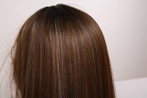 Image 5 - ALAN EATON Tổng Hợp Bộ Tóc Giả cho Nữ Màu Đen Phi Thẳng Dài Ombre Nâu Đen Tro Tóc Vàng tóc giả với Nổ Cosplay Xếp Tầng tóc Giả