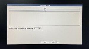 Image 5 - ONVIF Grabadora de vídeo Digital, 9 canales x 5MP, H.265/H.264, 1920x1080, compatible con 1 SATA NVR, Cable SATA de 8TB XMEYE CMS