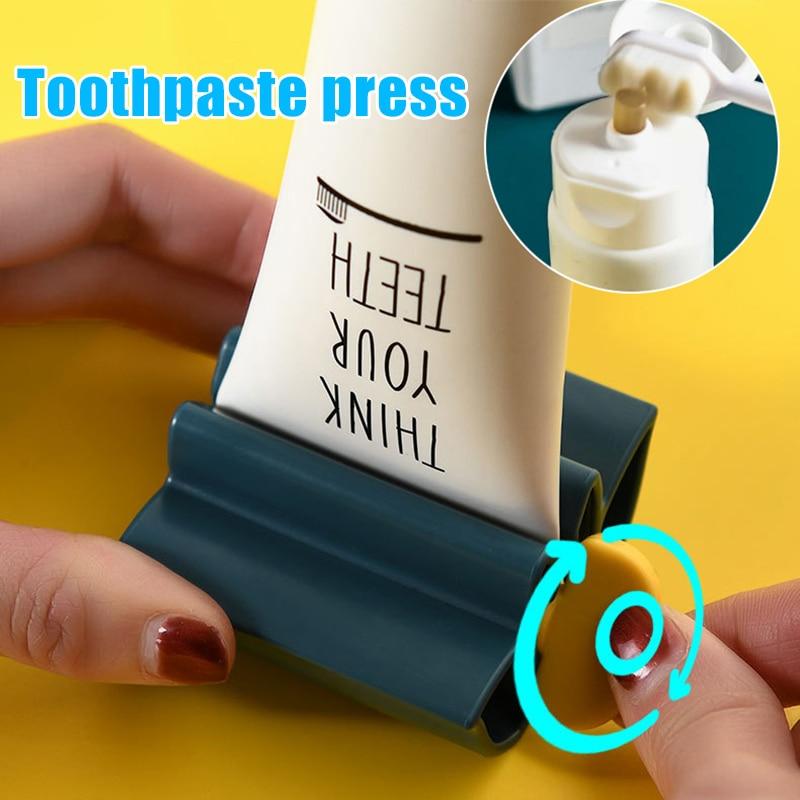 1 шт многофункциональный дозатор для зубной пасты