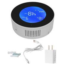 WIFI Tuya Smart Natural Gas Detector Methane Leak Alarm Monitor Sensor for Home