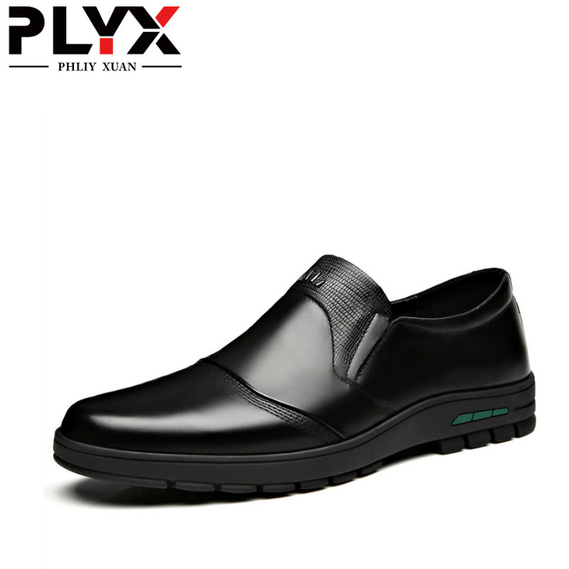 PLYX Boat Shoes Moccasins Loafers Men Italian Slip-On Genuine-Leather Summer Luxury Brand