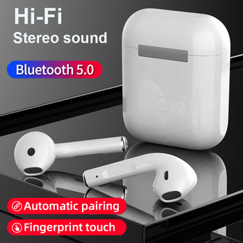 Original TWS In ear Blutooth Earphones Mini Wireless Sport Headset Stereo earbuds Headphones fone de ouvido auriculares PK i9000