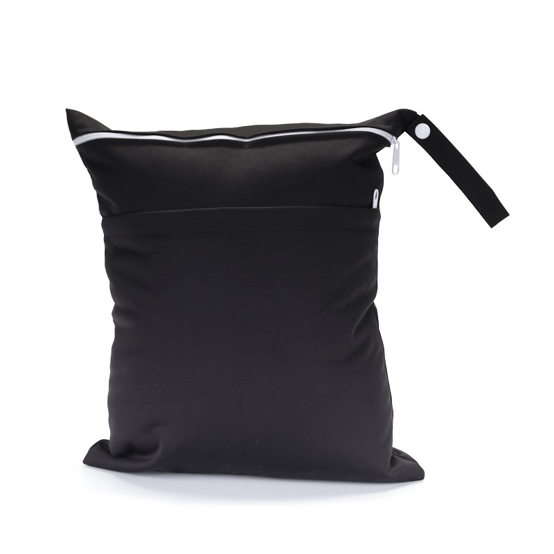 [CHOOEC] 2020 New Wet Bag Washable Reusable Cloth Diaper Nappies Bags Waterproof Swim Sport Travel Carry Bag Big Size: 30X36 Cm
