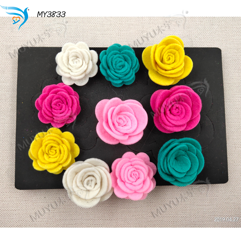 Stereo flower muyu cutting die   new wooden mould cutting dies for scrapbooking MY3833-in Cutting Dies from Home & Garden